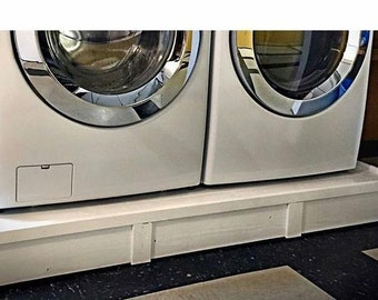 Washer and Dryer Stand