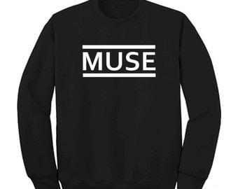 MUSE Inspired Crewneck Sweater