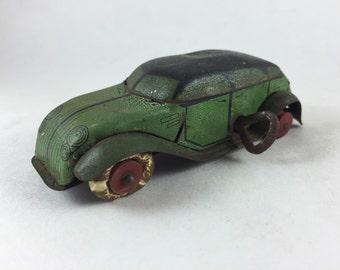 Linstrom Tin Windup Car