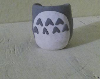 Totoro Mini Planter (My Neighbor Totoro - Miyazaki)