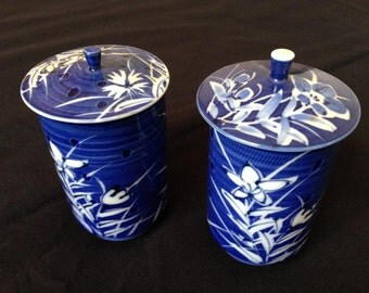TWO PORCELAIN CUPS