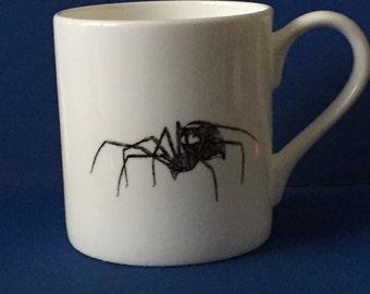 China Spider mug exclusive to us