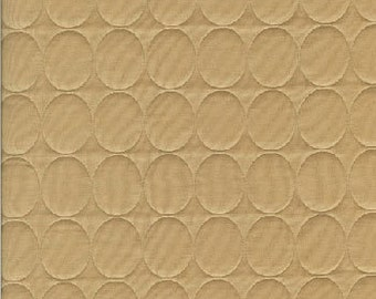 Taupe Cirlces 100% Recycled Polyester