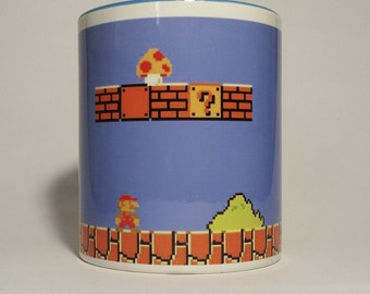 Mug Nintendo Super Mario Bros