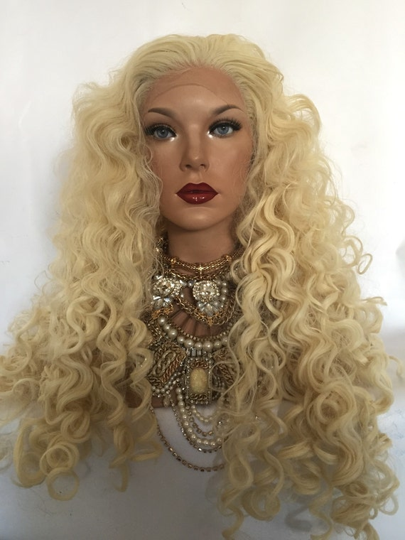 Feather Light Weight Curly Wigs 69