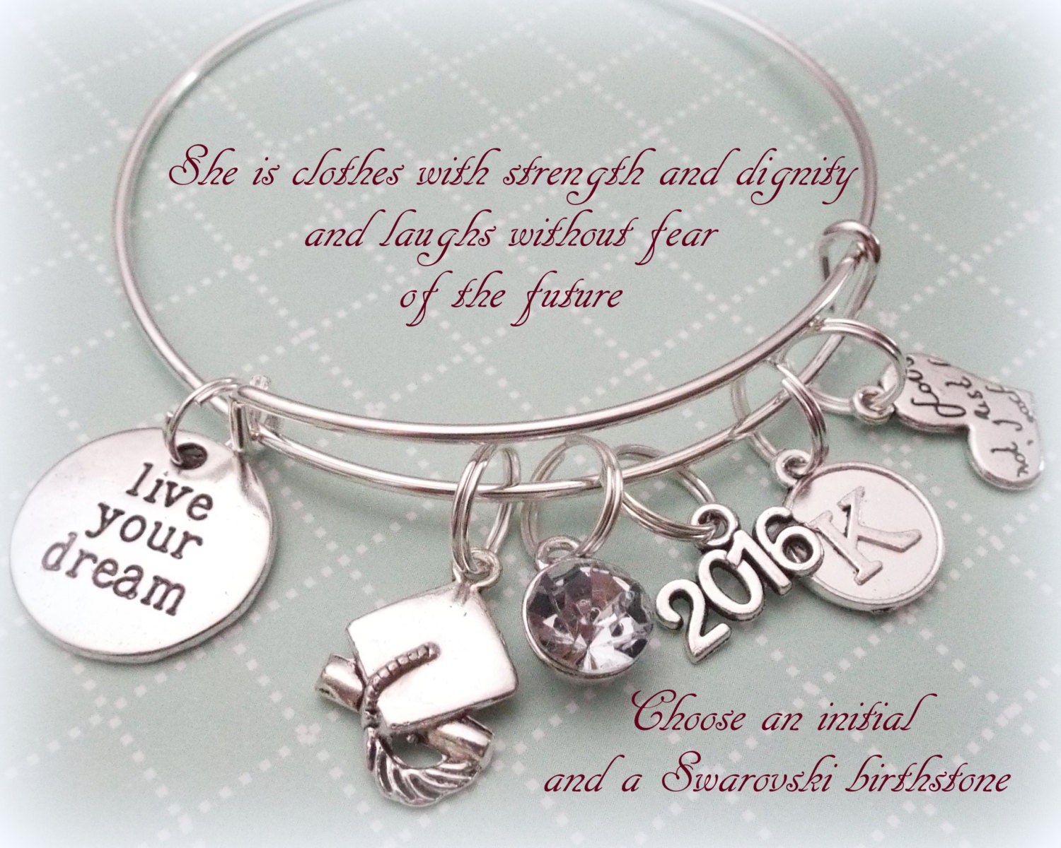 Graduation gift gift for graduate high school graduation for Engravable gifts for her