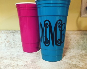 TWO 32 oz Insulated Cup