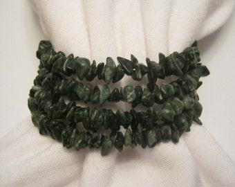 Dark Jade Bracelet