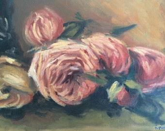 Renoir Flowers duplication