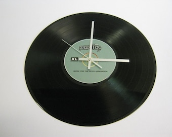 "The Prodigy - ""Music For The Jilted Generation"" CD & Record Wall Clock"