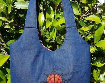 Spiderman Handbag