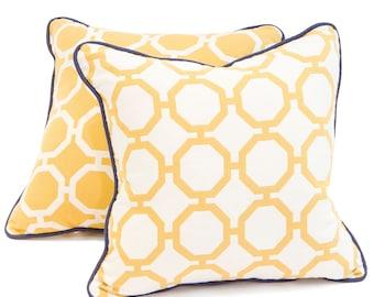 Reversible Geometric Pillow Set