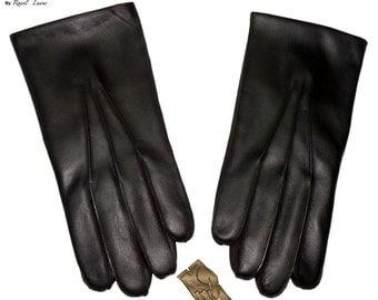 Men Leather Gloves (HSMI2016)