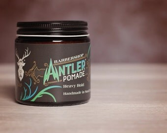 Antler Hair Company Heavy Hold Pomade