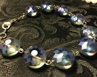 Leading Light Glass Beaded Bracelet