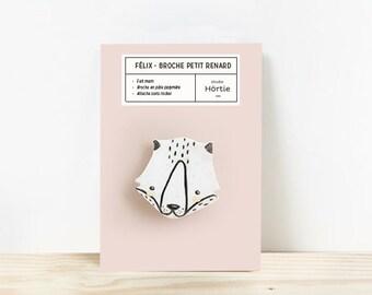 PIN Fox / Felix