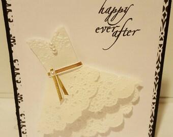 Wedding/Engagement Card