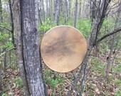 """15"""" Elk Hand Drum"""