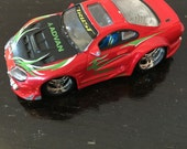 Model Toyota Yaris Sports Car