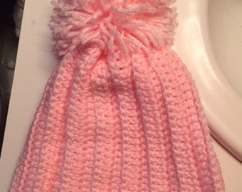 Infant Crochet Hat 3-9 months