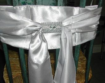 Bling wedding decoration