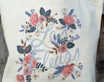 Quilt Market Les Fleurs Tote/Bag
