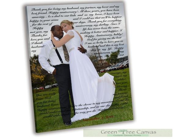 First Dance Lyrics Picture With Wedding Vows Gift Wedding