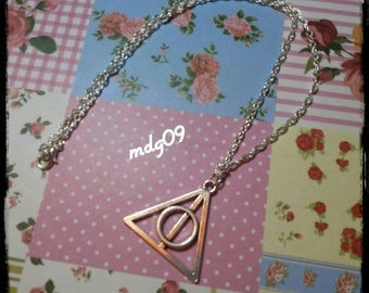 Necklace Harry Potter and the Deathly Hallows