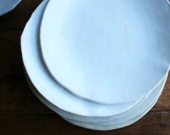 Ceramic Dinnerware,  Handmade Dinnerware, Rustic Dinnerware, Ceramic plates, Ceramic Pottery