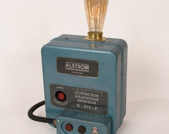 Alstom industrial lamp