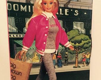 1996 Barbie at Bloomingdale's Doll