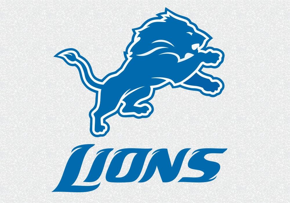 Download Detroit Lions SVG File Silhouette Cricut SCAL Vinyl by ...