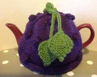 Grape  - Tea Cosy.
