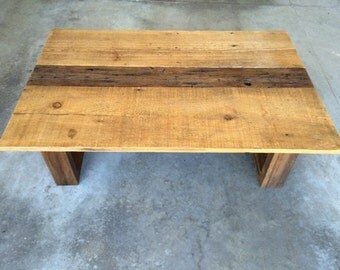 "Barnwood Coffee Table - ""The Vickerman"""