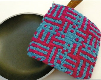 Oversized Potholder, Kitchen Mat