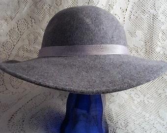 Glenover Henry Pollack Hat Fawntra Felt Gray