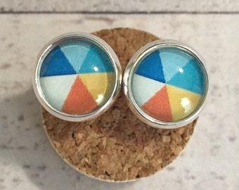 Beach Ball Earrings