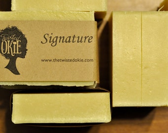 Signature Soap - Twisted Okie