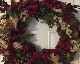 Beautiful Multi-Season Wreath