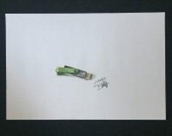 Drawing - USB Stick