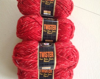 Universal Yarn  twister crochet knit discontinued color