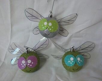 SALE Custom MLP Parasprite Ornaments -Friendship is Magic