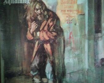 Jethro Tull : AQUALUNG, Vinyl LP