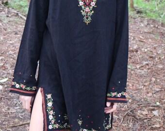 By The Beach Shirt/Mini Dress