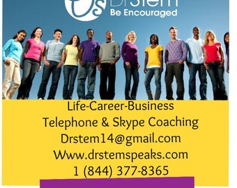 Life-Career- Business Coaching -Planning for Life After College