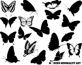 ... clipart clipart butterfly silhouettes butterfly clipart butterfly