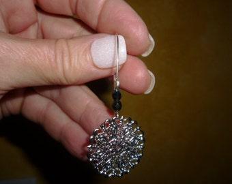 Silver Victorian Lace