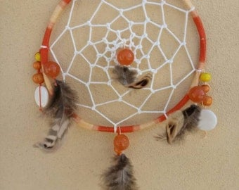 DreamCatcher Orange agate