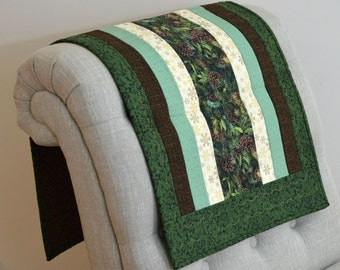 Pine Green Table Runner