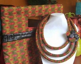 Embrace-U fashion African print line